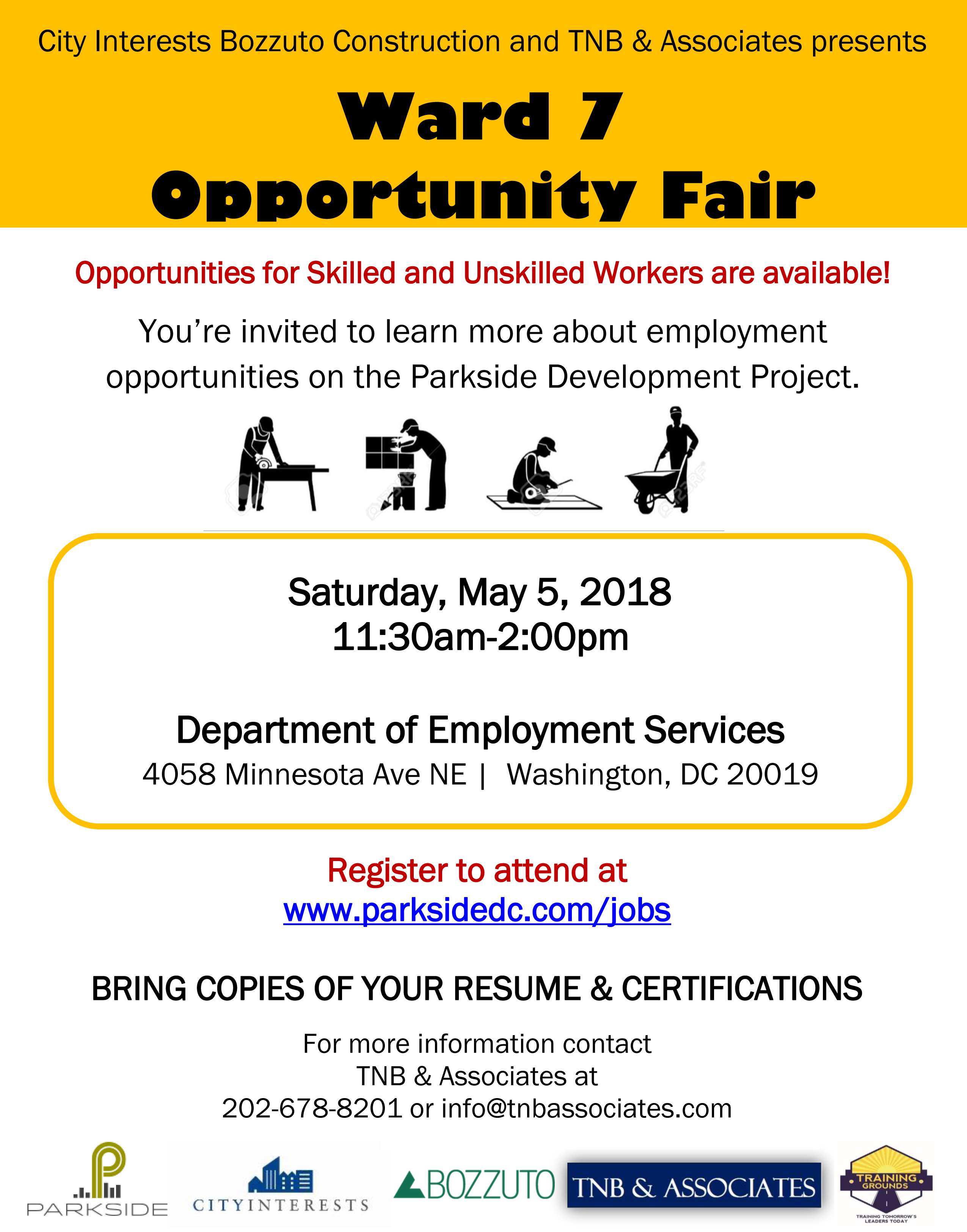 Opportunity Fair_Flyer_May 5th
